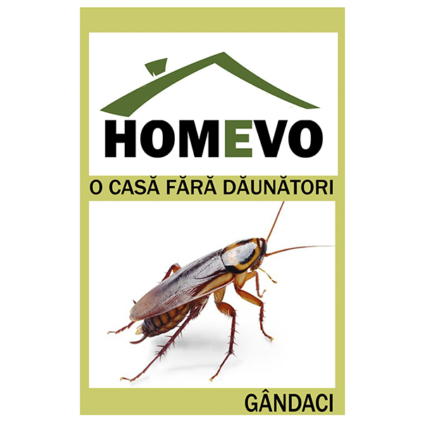 Homevo Gel gandaci 5 g