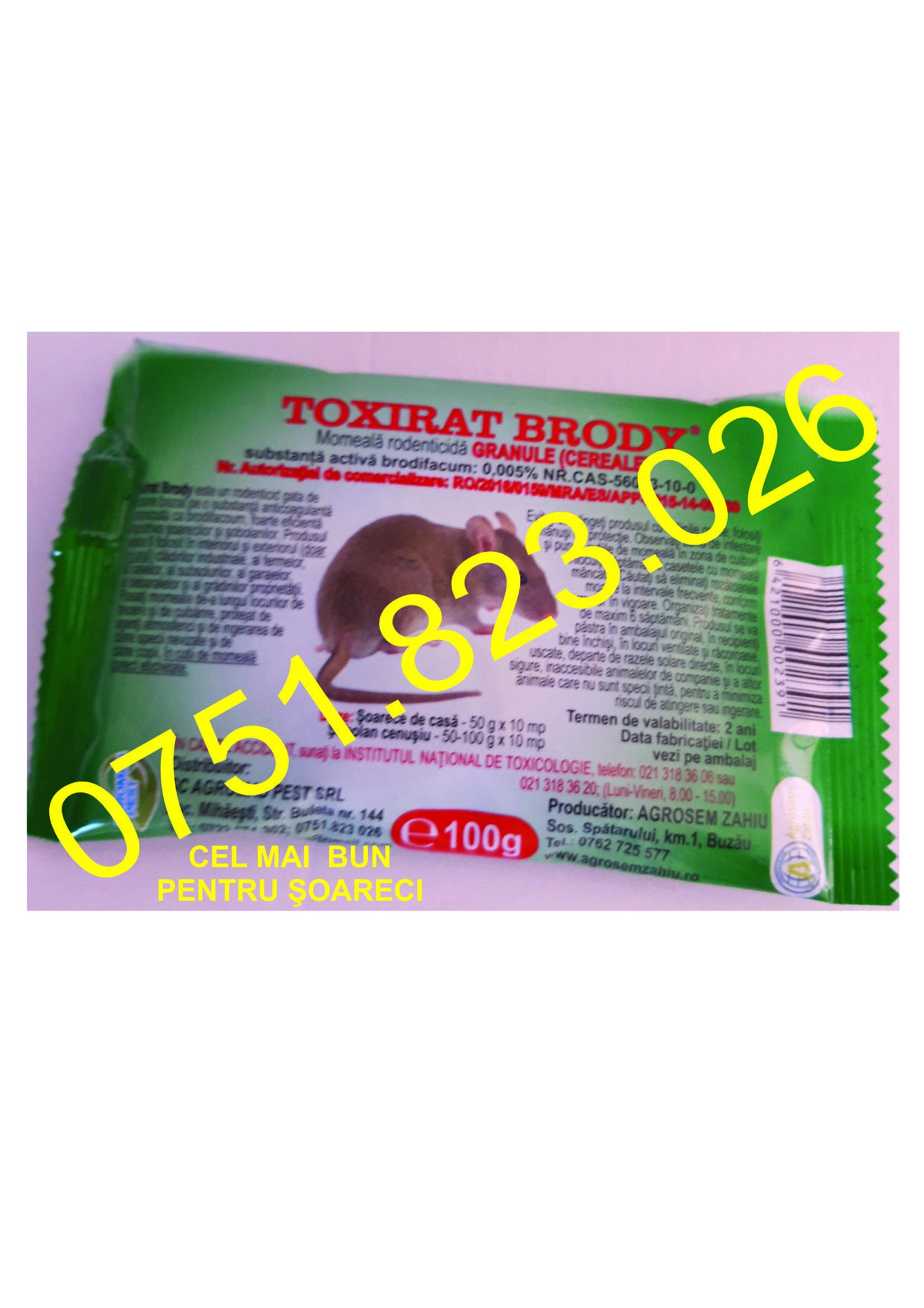 Poza Agromad Toxirat Brody 100 g